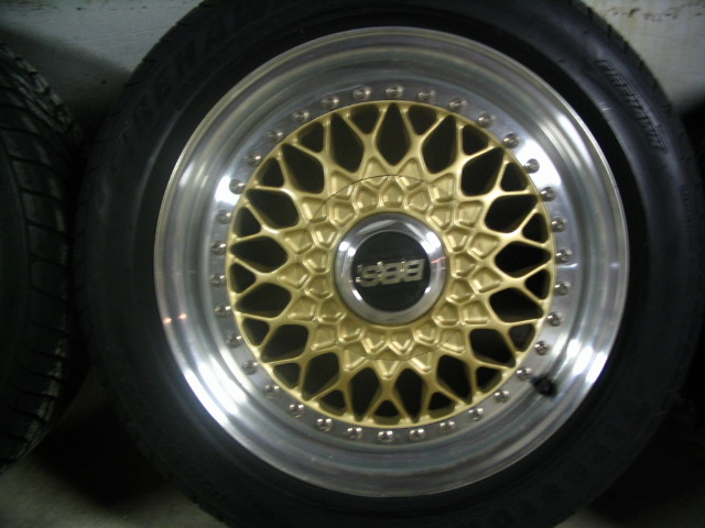 16x7 And 16x8 Bbs Rs Wheels And Tires Pelican Parts Forums