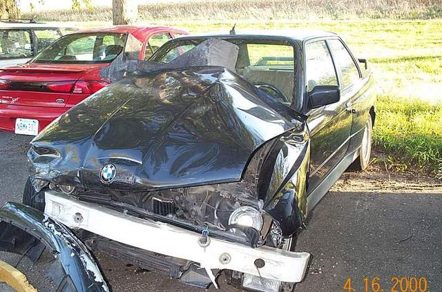Wrecked Bmw E30 M3 For Sale