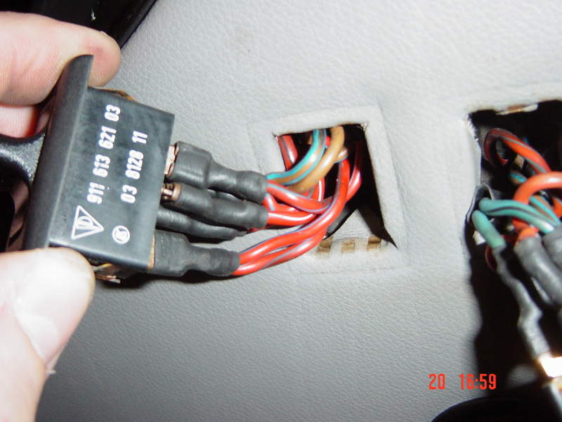 power window switch wiring pelican parts technical bbs