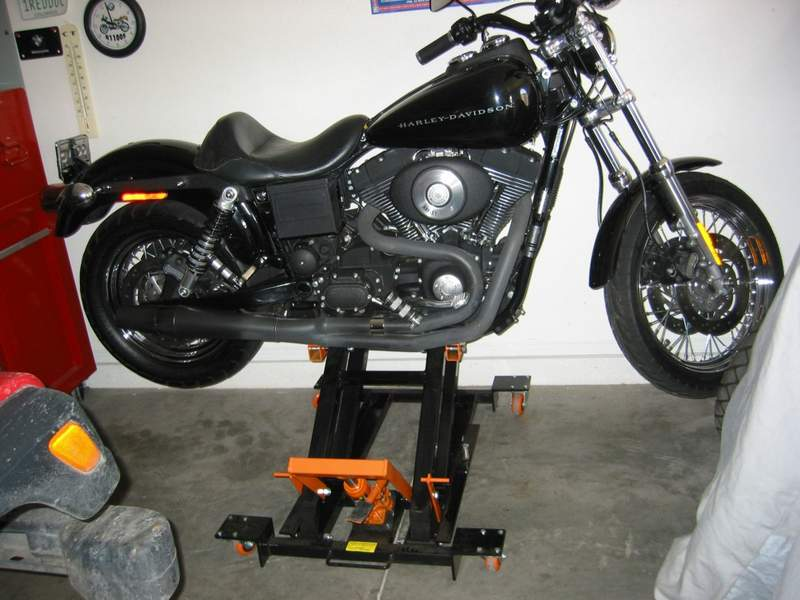 Best Motorcycle Lift : Best motorcycle lift pelican parts technical bbs