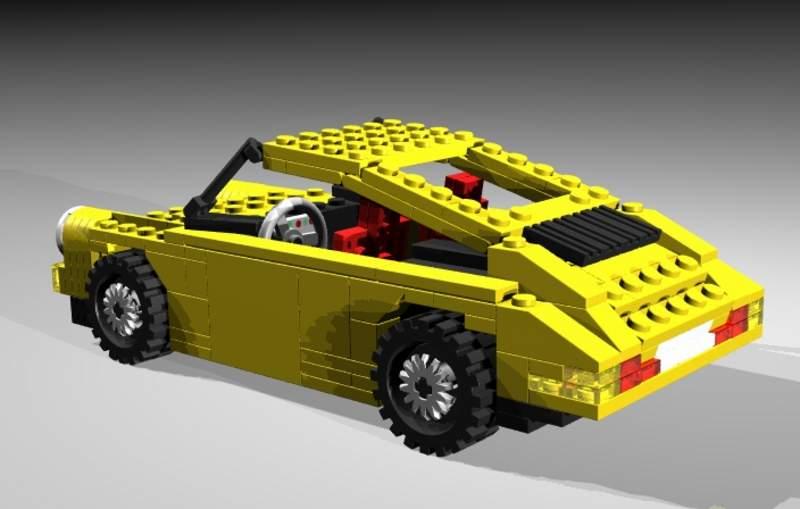 Lego Porsche Pelican Parts Forums