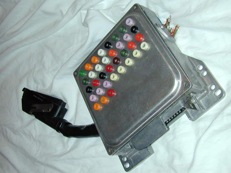 Vwvortex Com Homemade 121 Pin Ecm Test Box