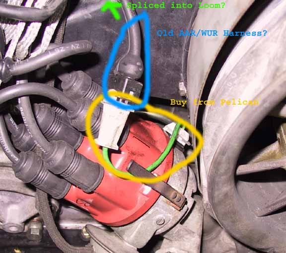 Green Distributor Wire  Page 2  Pelican Parts Forums