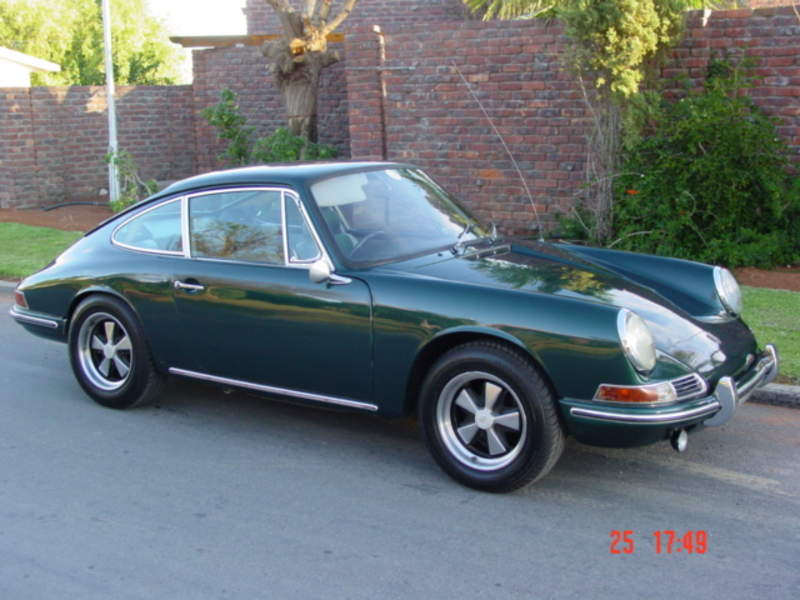 British Racing Green On A 911 Page 2 Pelican Parts