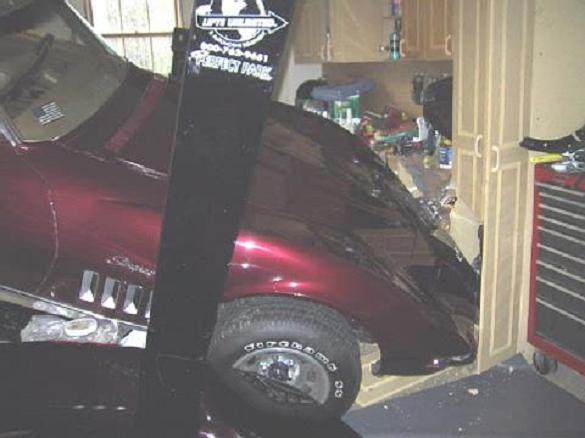 4 Post lifts for car storage - Pelican Parts Forums