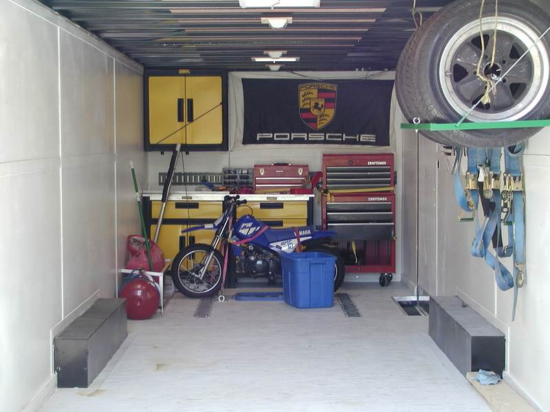 Pricing On An Eclosed Car Hauler Pelican Parts Forums