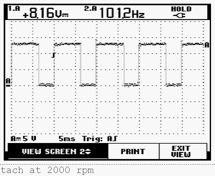 Tachometer Pulses Per Rev Pelican Parts Forums