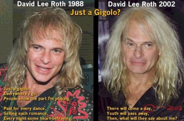 This Blew My Mind David Lee Roth A Paramedic