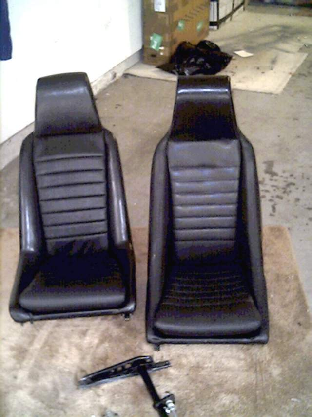 914 seats: Sport seat and stock (pair) - Pelican Parts Forums