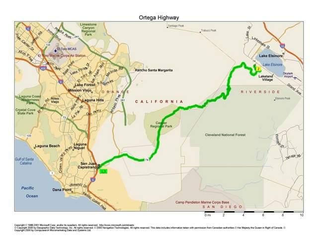 LA/OC/SD (SOCG) June 19th Unofficial Ortega Highway Drive ...
