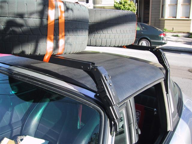 Tow Hitch Bike Rack >> Roof rack for 911sc Targa? - Pelican Parts Forums