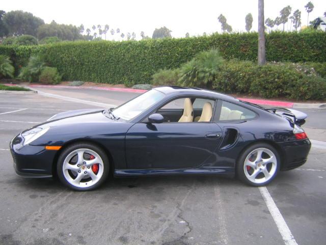 02 Porsche 911 Twin Turbo 1400miles!! FS - Pelican Parts Forums