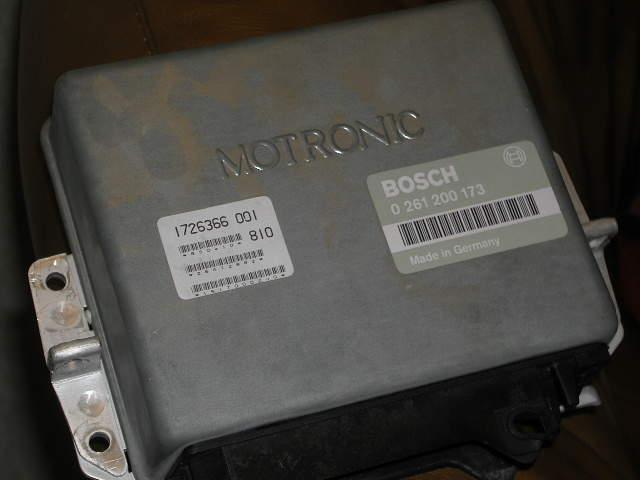 Fs 89 91 Bmw E30 325i Is Bosch Ecu R3vlimited Forums