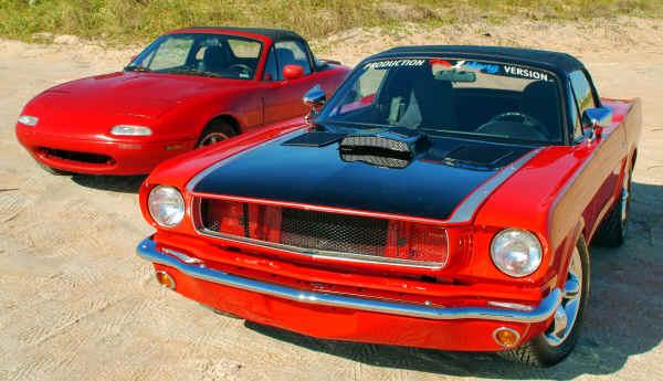 Miata Based Mustang Pelican Parts Technical Bbs
