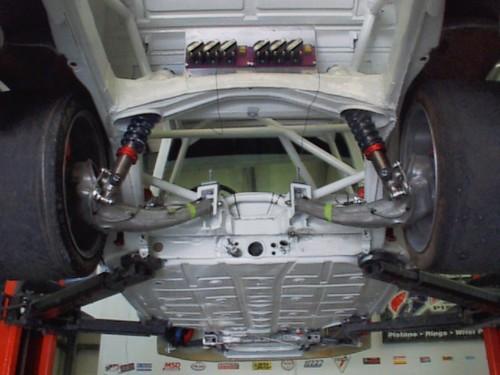 935 K3 Roll Cage Suspension Points Adjustable Suspension
