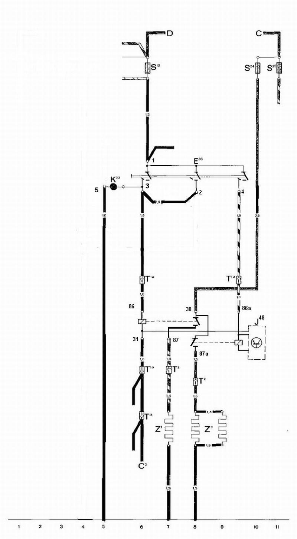 2 Stage Defogger Switch - Wiring