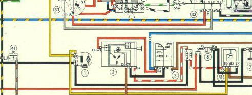 help engine does not shut off pelican parts technical bbs Skunk Diagram 73 cheetah wiring diagram