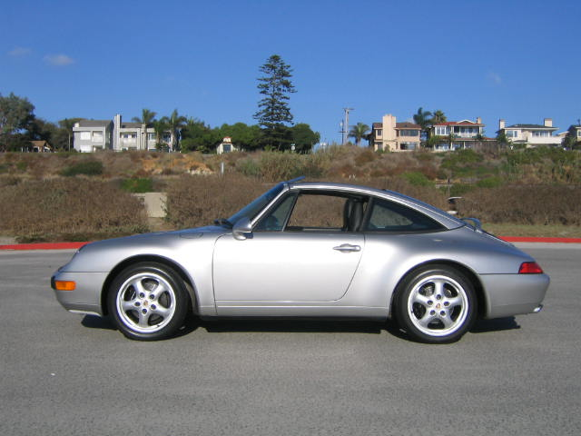 1998 porsche 911 targa 993 glass roof 21k silver pelican parts forums. Black Bedroom Furniture Sets. Home Design Ideas