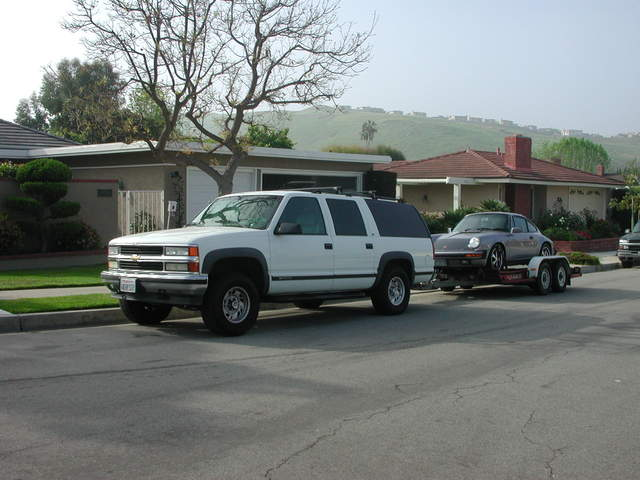Which is better Ford Excursion or GMC Suburban  Page 2