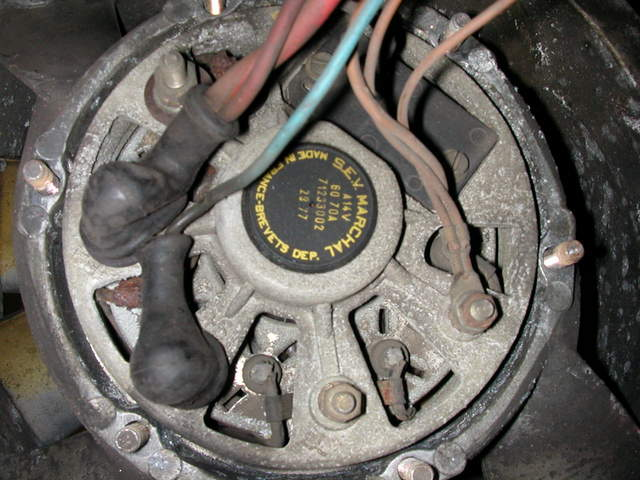 how to tell if your alternator has an regulator pelican parts technical bbs