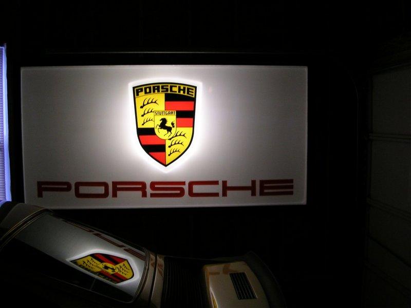 Porsche Crest For Garage Floor Pelican Parts Technical Bbs