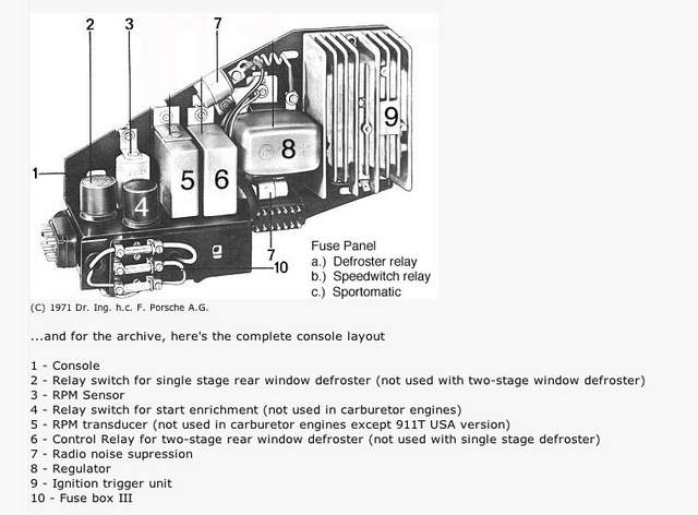 3 2 Swap  Engine Relay Panel  Wiring