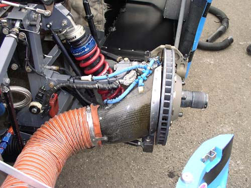 Show Me Your Brake Cooling Pelican Parts Forums