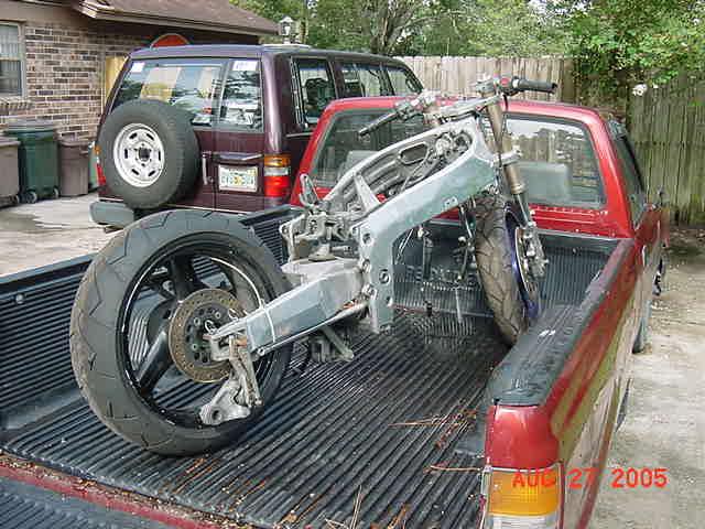 Vwvortex Com I M Thinking Of Parting The 1993 Kawasaki