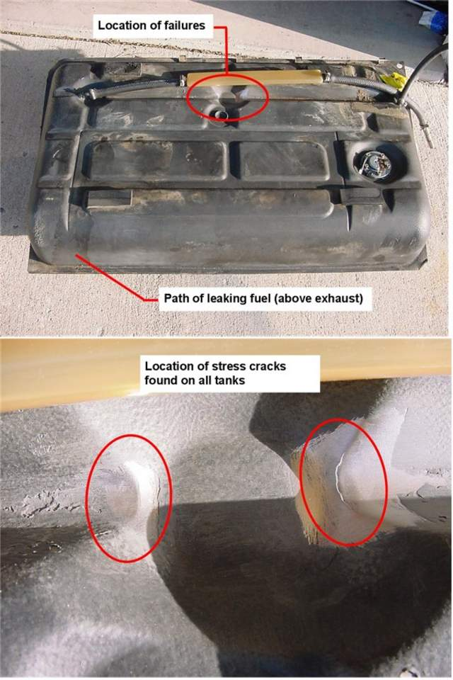 Gas Fumes Tank Leaks Read This Pelican Parts Forums