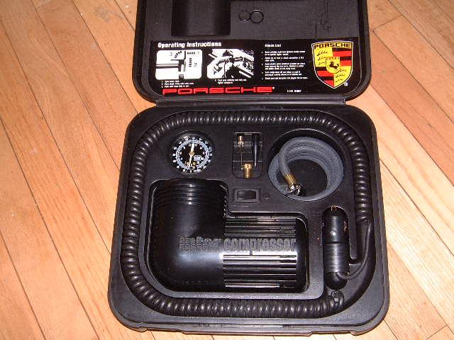 Mobile Air Compressor >> Porsche Intercompressor Air Compressor FS - Pelican Parts ...