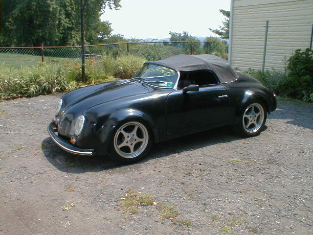 356 California Speedster Kit Car For Sale Pelican Parts