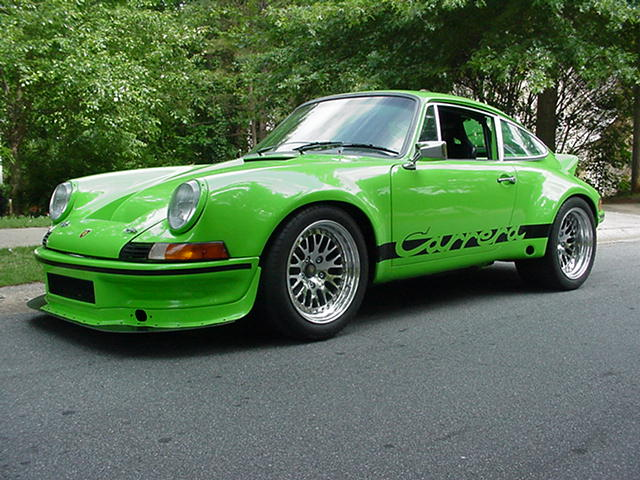 Subaru Of Claremont >> What is the difference between short/long hood 911? pic ...