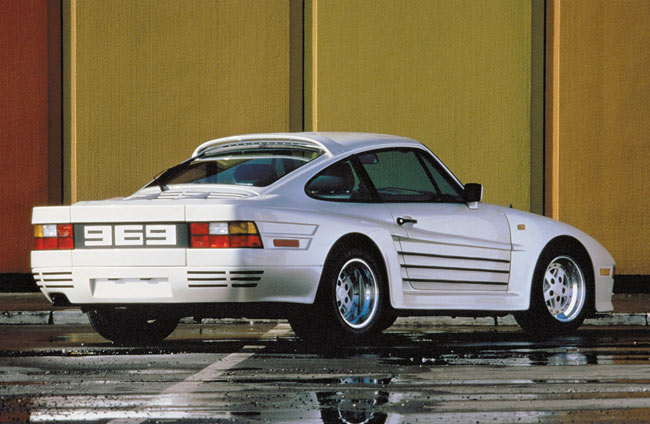 Rinspeed History Website A Blast From The 80s Quot Miami
