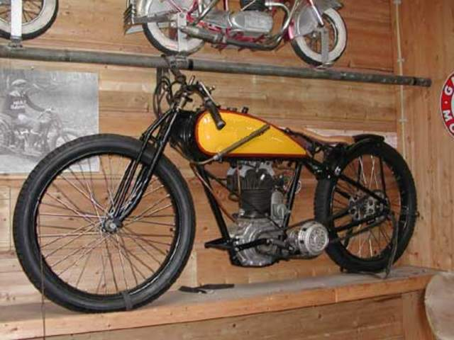 Fast Is Fast Pea Shooter Harleys: Name That Motorcycle Game