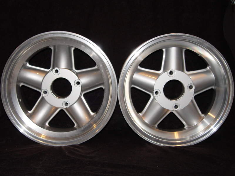 F S Revolution 5 Spoke Race Wheels New Rare And Hard To