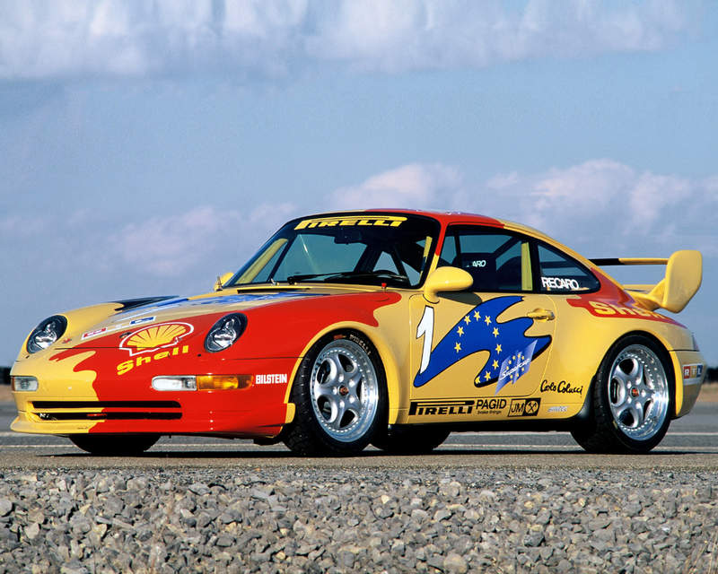 Show me your 993 RS and Cup car pictures  Page 2  Pelican Parts