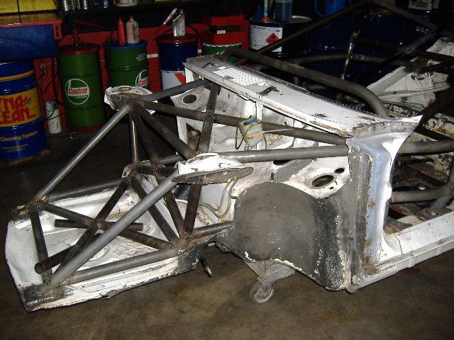 Sheridan 914 Widebody Kit Tube Frame 914 Project
