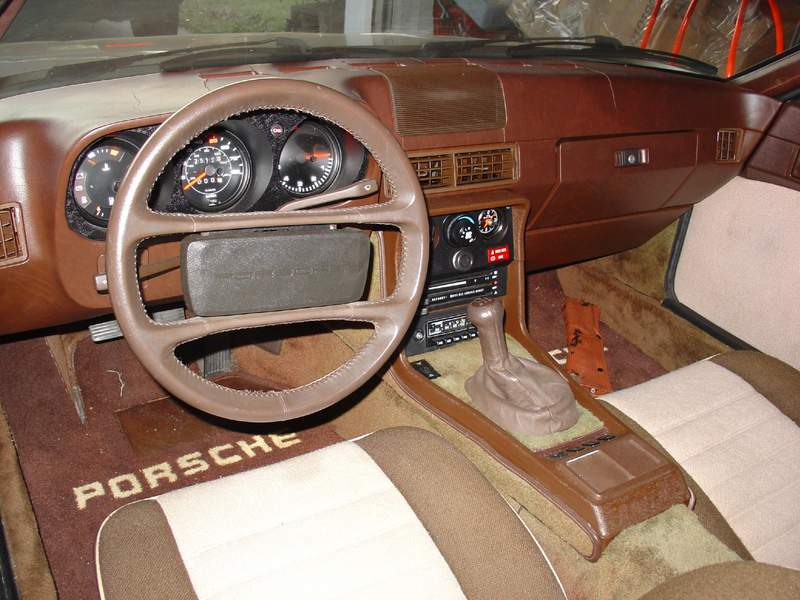 1981 Porsche 924 Weissach Commemorative Edition 25k