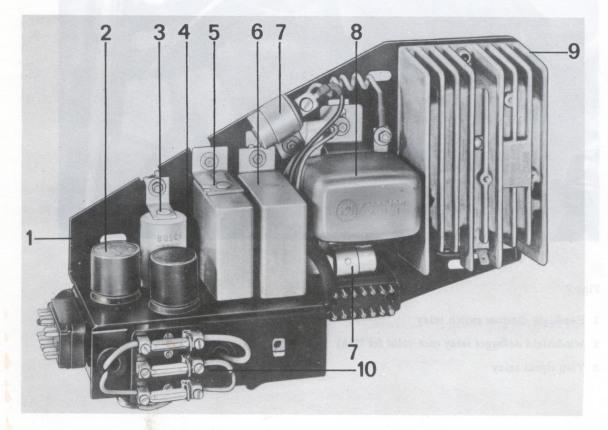 Radio Noise Suppressor