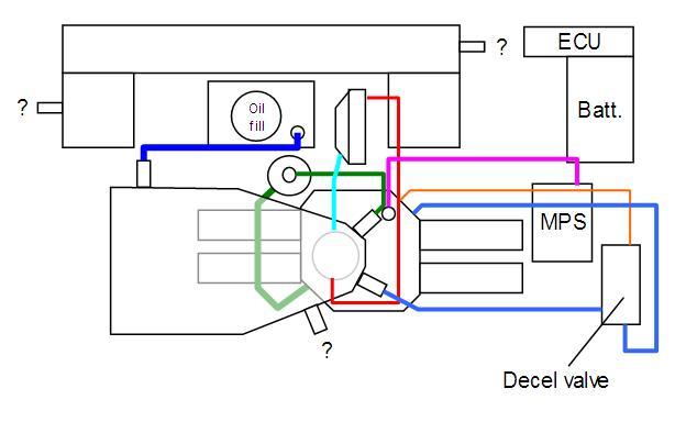 hose diagram for 2 0 gc engine pelican parts technical bbs