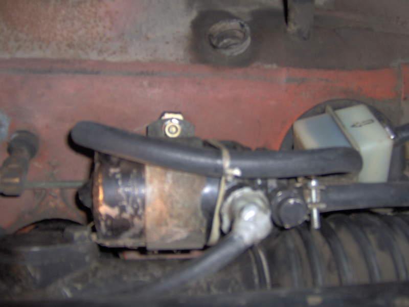 porsche 914 fuel filter drain gas from tank using fuel pump - pelican parts forums