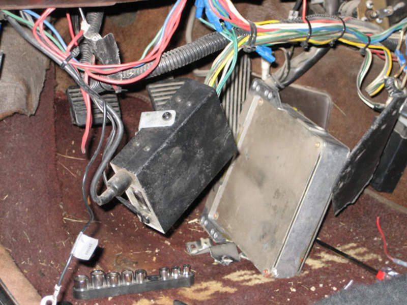 Wiring Solutions For Early 944 U0026 39 S And 924 U0026 39 S
