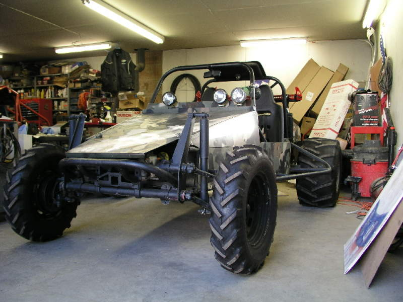 Dune buggy with 911 motor - Pelican Parts Forums