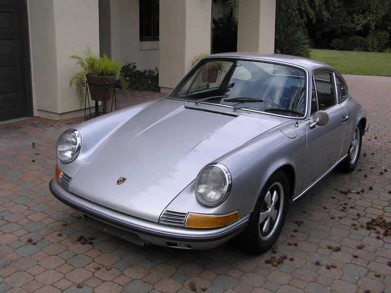 1969 porsche 911s coupe silver pelican parts technical bbs. Black Bedroom Furniture Sets. Home Design Ideas