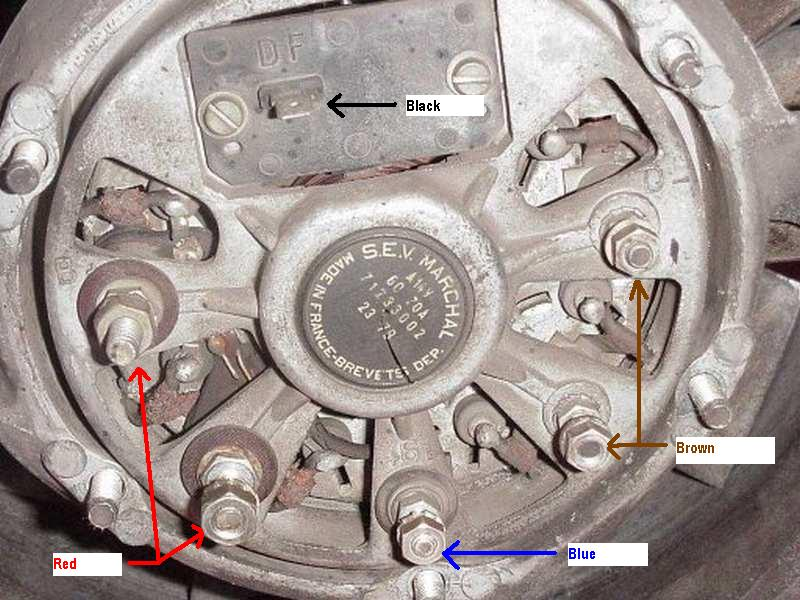 SEV+70A+annotated1146759825 should i install a resistor or not? pelican parts technical bbs porsche 911 alternator wiring diagram at edmiracle.co