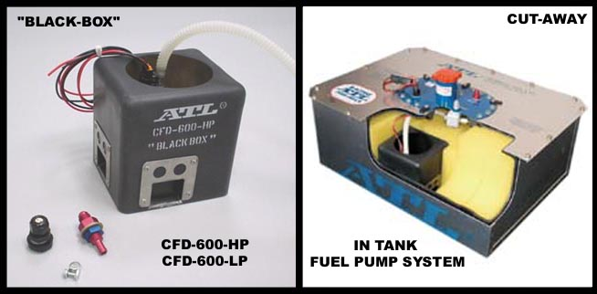 Who uses (or doesn't) a surge tank in their fuel cell? - Pelican