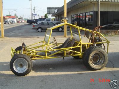 Mid Engine Dune Buggy Frames