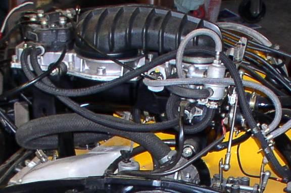 Vacuum    line safe for fuel   MFI cold start   Pelican