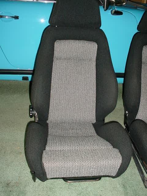 recaro ls sport seats pelican parts technical bbs. Black Bedroom Furniture Sets. Home Design Ideas