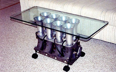 who has built a flat six coffee table? - pelican parts technical bbs